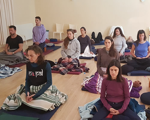 20 Days Vipassana Retreat 27th Sept. 2020